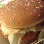 再戰麥當勞《滋味蝦堡》