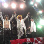 X Japan world tour live in Hong Kong 2011