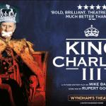英國工作假期—King Charles III