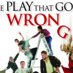 英國工作假期—The Play that goes wrong