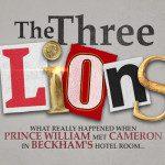 英國工作假期—The Three Lions