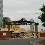 英國工作假期—Billingsgate Market