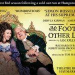 英國工作假期—Mr Foote's Other Leg