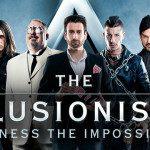 英國工作假期— The Illusionists