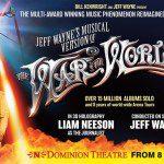 英國工作假期—War of the Worlds