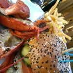 英國工作假期—Burger and Lobster @ Canary Wharf