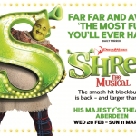 英國生活— Shrek the Musical