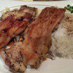 榮式燒雞扒
