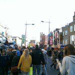 英國工作假期—Camden Market and Tate Modern