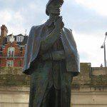 英國工作假期—Sherlock Holmes Museum