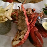 英國工作假期—Burger and Lobster