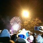 英國工作假期—spaghetti house及NYE Firework