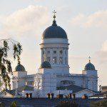 北歐之旅 Day 1 Finland Helsinki