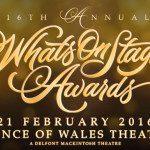 英國工作假期—What's on stage award