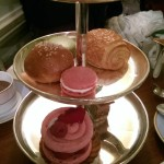 英國工作假期—Laduree Afternoon Tea