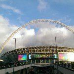Coldplay at Wembley