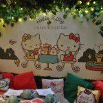英國工作假期—Hello Kitty's Secret Garden Afternoon Tea
