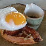 英國生活— Duck and Waffle