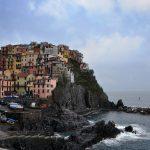 2018意大利之旅— Day 4 Cinque Terre 五漁村