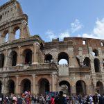 2018意大利之旅— Day 6 羅馬鬥獸場、人骨教堂